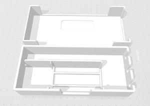 case irig2 3D model