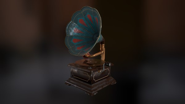 records music art model