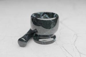 marble pestle mortar 3D model