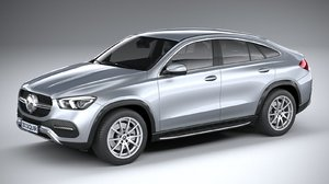 mercedes-benz gle coupe 3D model