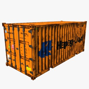 container hapag model