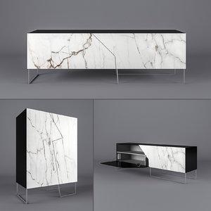 3D furniture bonaldo