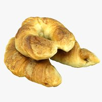 croissants games 3D