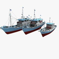 Fishing Boat Collection