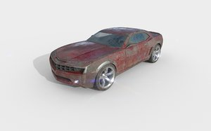 games ready 3D model