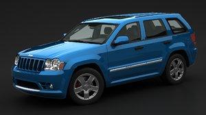 3D srt8 jeep grand
