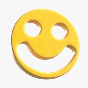 emoji smile sign model