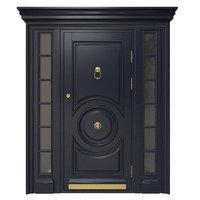 Entrance classic door 16