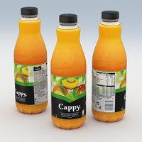 Beverage Bottle Cappy Multivitamin 1L 2020