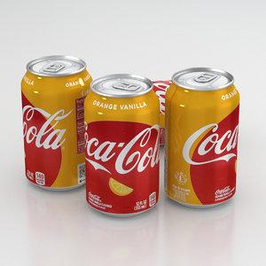 beverage cola model