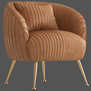 3D cult furniture marietta armchair