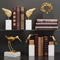 3D decorative set