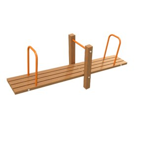 3D seesaw playground