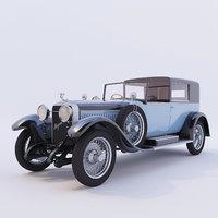 Hispano Suiza Car
