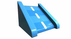 3D ramp