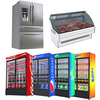 3D refrigerators samsung fridge