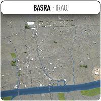 basra surrounding - model