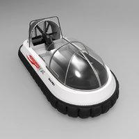 Speed Hovercraft Boat