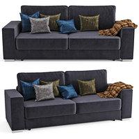 3D sofa elsa model