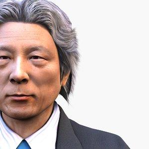 junichiro koizumi model