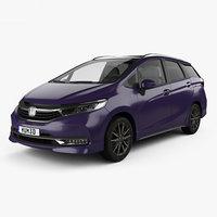 Honda Shuttle hybrid 2019