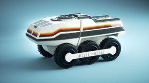 bigtrak toy car model