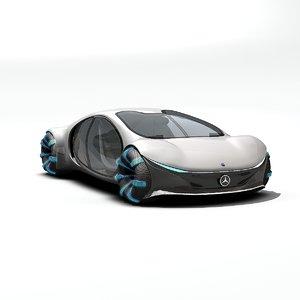 avtr concept 3D model
