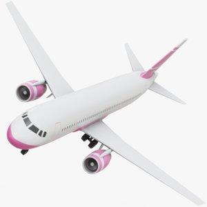 air plane airplane 3D