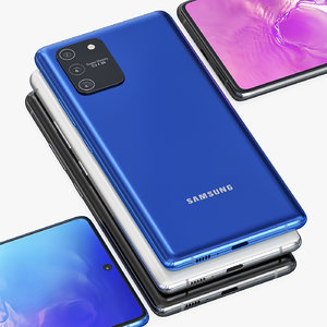 samsung galaxy s10 color 3D model