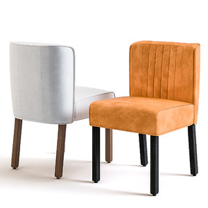 3D model pmp furniture leathers