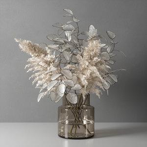 decorative vase 08 3D model