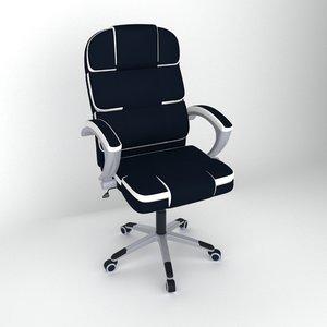 executive chair 3D model