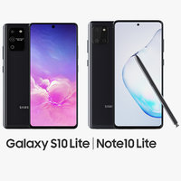 Samsung GALAXY S10 Lite and Note 10 Lite