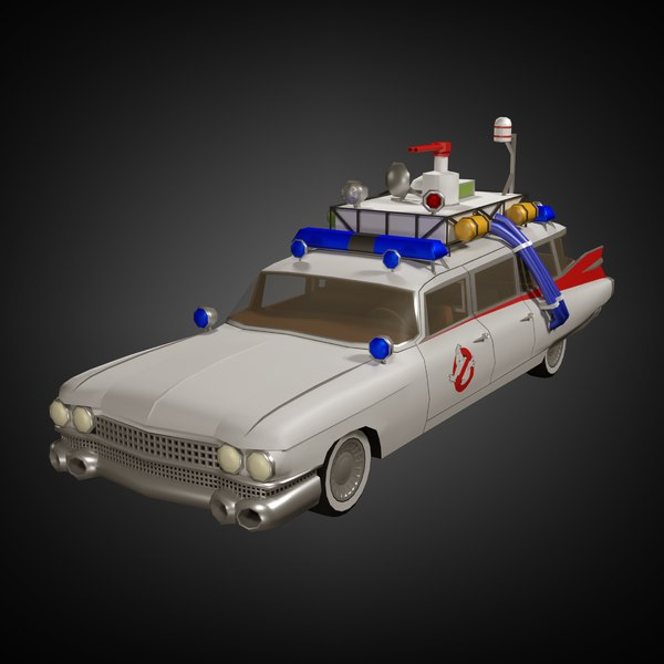 polycar n20 popculture pack 3D model