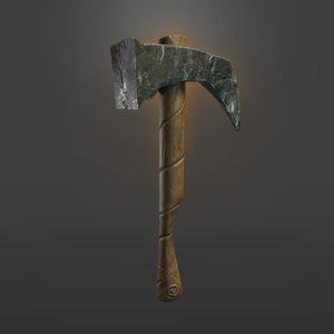 3D pick axe games