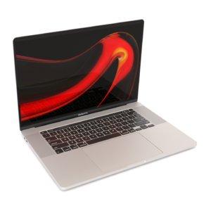 3D apple macbook pro 16-inch model