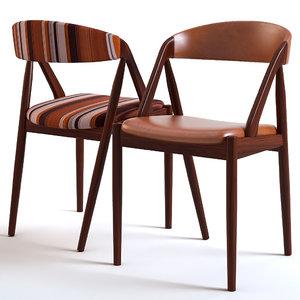 3D model chair kai kristiansen