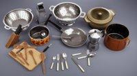 Kitchen Accessories Pack