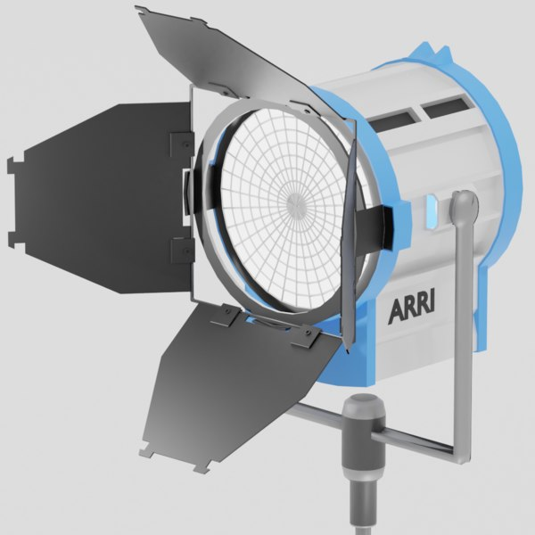 movie light 3D