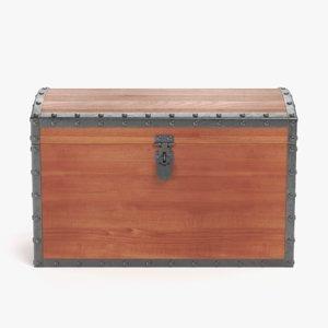 3D chest 1 model