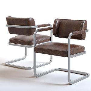 3D versmissen furniture model