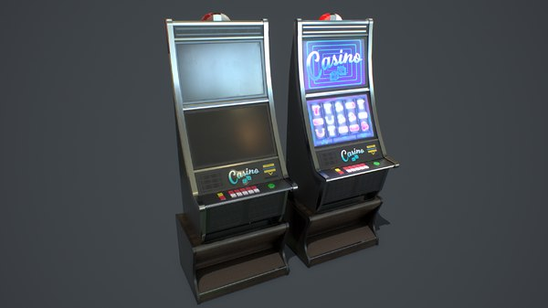 pbr slot machine casino model