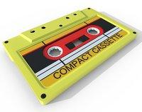 Analog Cassette Audio Tape