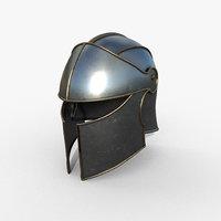 3D ready gaming metal