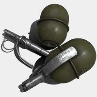 rgd-5 3D model