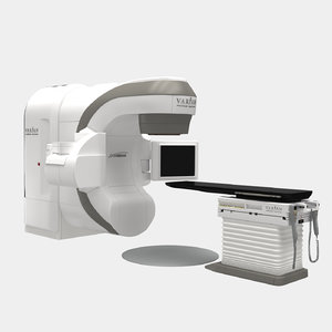 3D varian truebeam radiotherapy model