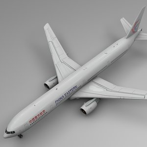 china eastern boeing 777-300er model