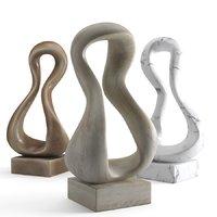 3D modern decorative abstract art