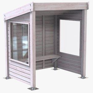 shelters windows model