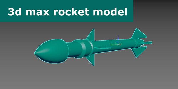 rocket model
